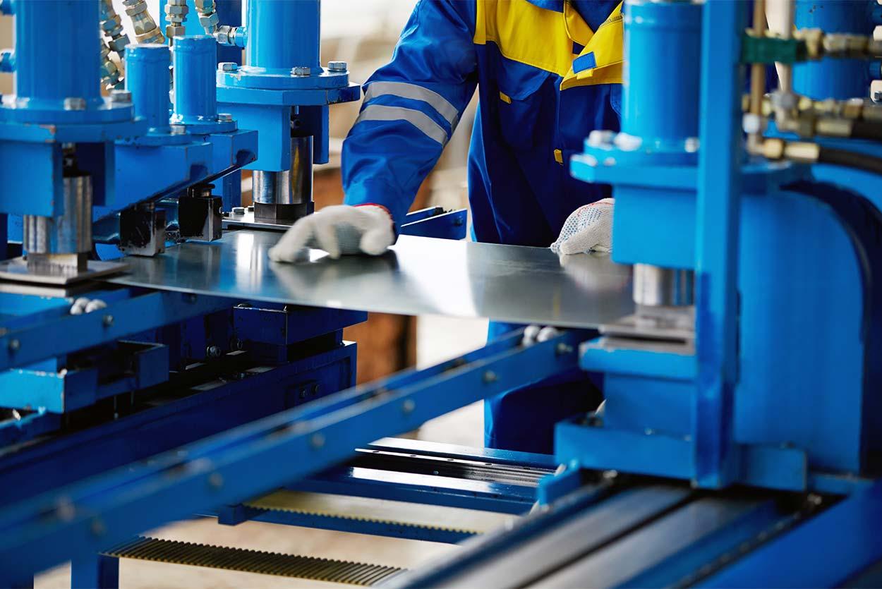 alp GmbH | Fokusbranche: Anlagenbau